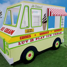 100 Ice Cream Truck Number Lilliput Play Homes