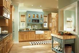 wonderful new kitchen color ideas with light wood cabinets design