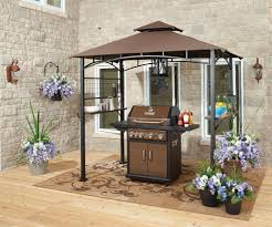 Lowes Canada Dining Room Lights by Shop Unbranded Sunjoy Bbq Gazebo At Lowe U0027s Canada Find Our