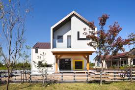 Modern T-Shaped House In South Korea   IDesignArch   Interior ... South Korea Managing The University Campus Unusual Island House In Korea By Iroje Khm Architects Home Reviews Korean Interior Design That Can Be A Great Choice For Your Unique Mountainside Seoul South 100 Style Old Homes Pixilated Architecture Modern In Exterior Apartment Apartments Yongsan Decor On Cool New Planning Splendid Ideas Tropical With Seen From The Back Architectural Idesignarch Luxury