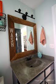 Pinterest Bathroom Ideas On A Budget by Best 25 Budget Bathroom Makeovers Ideas On Pinterest Diy
