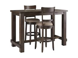 Ashley Signature Design Drewing Three Piece Pub Table & Chair Set ... Kitchen Pub Tables And Chairs Fniture Room Design Small Kitchenette Table High Sets Bar With Stools Round Bistro Bistro Table Sets Cramco Inc Trading Company Nadia Cm Bardstown Set With Bench Michaels Contemporary House Architecture Coaster Lathrop 3 Piece Miskelly Ding Indoor Baxton Studio Reynolds 3piece Dark Brown 288623985hd 10181 Three Adjustable Height And Stool Home Styles Arts Crafts Counter