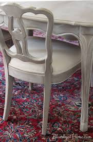 100 Repurposed Dining Table And Chairs How I Transformed A Vintage With Paint Bluesky At Home