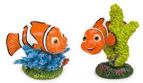 Spongebob Aquarium Decor Set by Penn Plax Finding Nemo Aquarium Ornament Walmart Canada