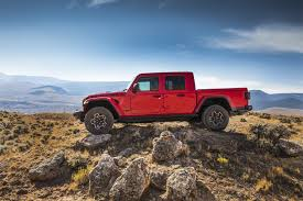 100 4 Door Jeep Truck 2020 Gladiator Pickup Arrives Here Are The Official Details