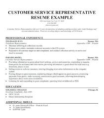 Customer Service Resume Template 2017 Sample Templates Call Center Key Point Profile Describe Free