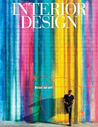100 Interior Design Magazine August 2016