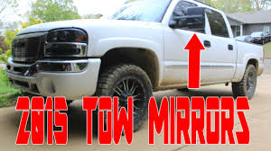 2015 Tow Mirrors On My 2005 GMC Sierra - YouTube 2005 Gmc Sierra 1500 Z71 Youtube Gmc Envoy Gas Gauge Wiring Diagram Diy Enthusiasts Great Deals On Logansport All Vehicle At Mike 3500 Photos Informations Articles Bestcarmagcom Mods Truck Chevy C5500 C6500 C7500 C8500 Kodiak Topkick 19952002 Hoods 2500hd Adding 2014 Silverado Rear Bumper Covers Truck Bed 6 Rail Caps Sierra Lifted Sold For Sale Off Road Only 24k Miles Stk P6200 1986 Pickup Trusted Motorshow Essen Eplusm Flickr