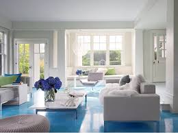 Modern Living Room With Bean Bags Ultra Decoration Using White Sofa On Diy