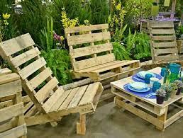 Wonderful Pallet ideas for the garden
