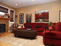 Brown Couch Decor Living Room by Red Couch Living Room Of Minimalist Black Leather Couch Ideas For