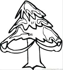 bare tree coloring page pine tree in winter coloring page bare tree outline coloring page