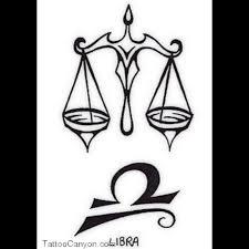 Celtic Libra Tattoo Designs Popular Zodiac Tattoos