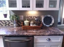 Kitchen Counter Decor Ideas Home