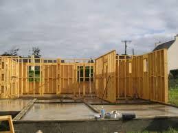plan maison en bois gratuit maisons ossature bois devise et plans de maisons gratuit la rochelle