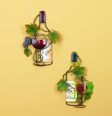 Wine Bottle Cork Holder Wall Decor by Elegant Wine Metal Wall Art Many Ways To Decor Walls