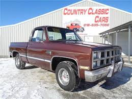 1982 GMC Sierra For Sale | ClassicCars.com | CC-1056017 Electrical Diagram 1982 Gmc Auto Wiring Today Gmc Cser Salvage Truck For Sale Hudson Co 140150 Pickup Information And Photos Momentcar Dualrearwheel Cab Chassis Squarebodies Pinterest 7000 Dump Truck Item Ae9024 Sold March 27 Cons Gmc30 Camper Special 33 Crew Dooley Sqaurebodies Chevrolet Bison Wikipedia Used Headlights For High Sierra Stepside 4x4 Short Box Chevy Custom K1500 Sale 2500 Utility Bed Pickup Dc Top Kick Tank K2242 June 9 Con