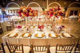 Stunning Indian Wedding Table Decorations Pictures