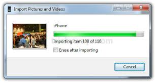 Transfer iPhone to PC Windows 7 Windows