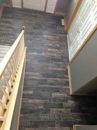 marazzi montagna wood weathered gray 6 in x 24 in porcelain