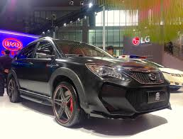 The 10 Most Impressive Chinese Carmakers at Auto Shanghai