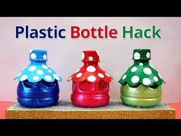 Plastic Bottle Craft Idea
