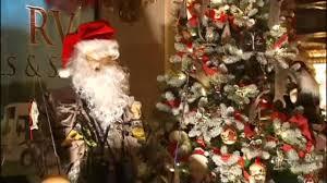 Christmas Tree Elegance Returns To Davenport Hotel