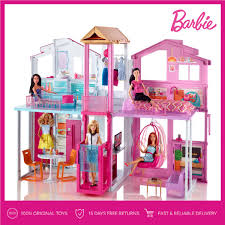 Doll 898 REG 1499 Barbie DreamHouse Playset With 70 Accessory Pieces Barbie Doll Ki Video Dikhaye Barbie Doll Ki Video