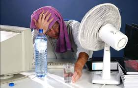 au bureau la surmonter la canicule au bureau coworking