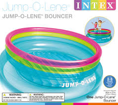 Inflatable Bath For Toddlers by Jump O Lene Walmart Com