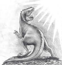 Todayus Doodle T Rex Face Biting Behaviorrhthedoodlingdinotumblrcom The Dinosaur Art Tumblr Doodling Dino U
