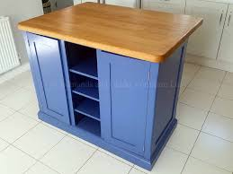 Kitchen Island Ls Edmunds Painted 4ft X 3ft Kitchen Island