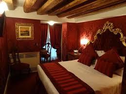 chambre venise chambre très romantique photo de palazzo paruta venise