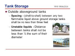 Flammable Liquid Storage Cabinet Grounding by Storage Of Flammable Liquids Ppt Video Online Download