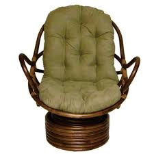 Indoor Rocking Chair Covers by Papasan Swivel Rocker Chair Cushion Papasan Cushion Pinterest