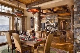 Excellent Idea 5 Rustic Style Interior Design