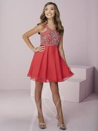 xo by hannah s 37036 sparkly jeweled dress middle dance