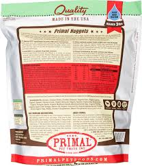 Organic Pumpkin For Dogs Diarrhea by Primal Chicken Formula Nuggets Grain Free Freeze Dried Dog Food