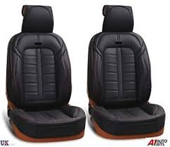 housse siege audi a4 deluxe black leather look seat covers for audi a4 a6 a8 q3