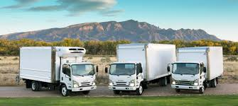 Isuzu Commercial Vehicles - Low Cab Forward Trucks - Commercial ...