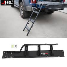 100 Truck Tailgate Step JHO Ladder For 20152018 Ford F150 Raptor 2016