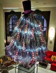 Browns Hotel In Mayfair Is Dressed Up Its Festive Best With Pine Decorations Infusing The Air A Christmassy Scent Lulu Guinness Has Put Her