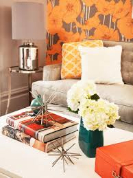 bedroom blue brown and orange color scheme yellow paint colors