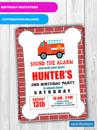 FIREFIGHTER & FIRE TRUCK BIRTHDAY INVITATION – Oscarsitosroom Firefighter Birthday Party Supplies Theme Packs Bear River Photo Greetings Fire Truck Invitations And Invitation Gilm Press Give Your A Pop Creative By Tiger Lily Lemiga New Firetruck Decorations Fresh 32 Sound The Alarm Engine Invites H0128 Beautiful Themed Truck Birthday Party Invitations Invitation Etsy Emma Rameys 3rd Lamberts Lately Unique For Little Figsc