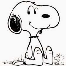 Snoopy Coloring Page 09 Pages Of 48