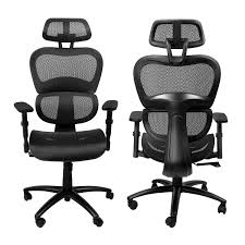 Komene Ergonomic Mesh Office Chair, High Back Computer Chairs With  Adjustable Headrest Backrest, 3D Flip-up Arms, Swivel Executive Chairs More  ... 12 Best Recling Office Chairs With Footrest Of 2019 The 14 Gear Patrol Black Studyoffice Chair Seat Cha Ks Pollo Chrome Base High Back Adjustable Arms Chair 1 Reserve Rolling Desk Trade Me 8 Budget Cheap Fniture Outlet Quick Sf112 New Headrest Just Give Him The Its That Easy Employer