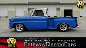 100 1966 Gmc Truck GMC C10 265 Gateway Classic Cars Of Houston YouTube
