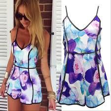 plus size women clubwear flora playsuit bodycon celeb jumpsuit