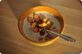 cuisiner les graines de sarrasin petit déjeuner aux graines de sarrasin et fruits frais la au