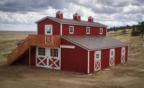 36 X 36 Modular Horse Barn, Casper Wy. Lshaped Barns Horse Horizon Structures Shedrow From Lancaster Amish Builders Gable Shed Gambrel Barn Loafing Post Beam Runin Row Rancher With Overhang Amishuilt_horse_barns 10x20 Rustic Unpainted Animal Shelters 48 Classic Floor Plans Dc Jn All American Whosalers 36 X Modular Casper Wy 60 Ft Building Httpwww